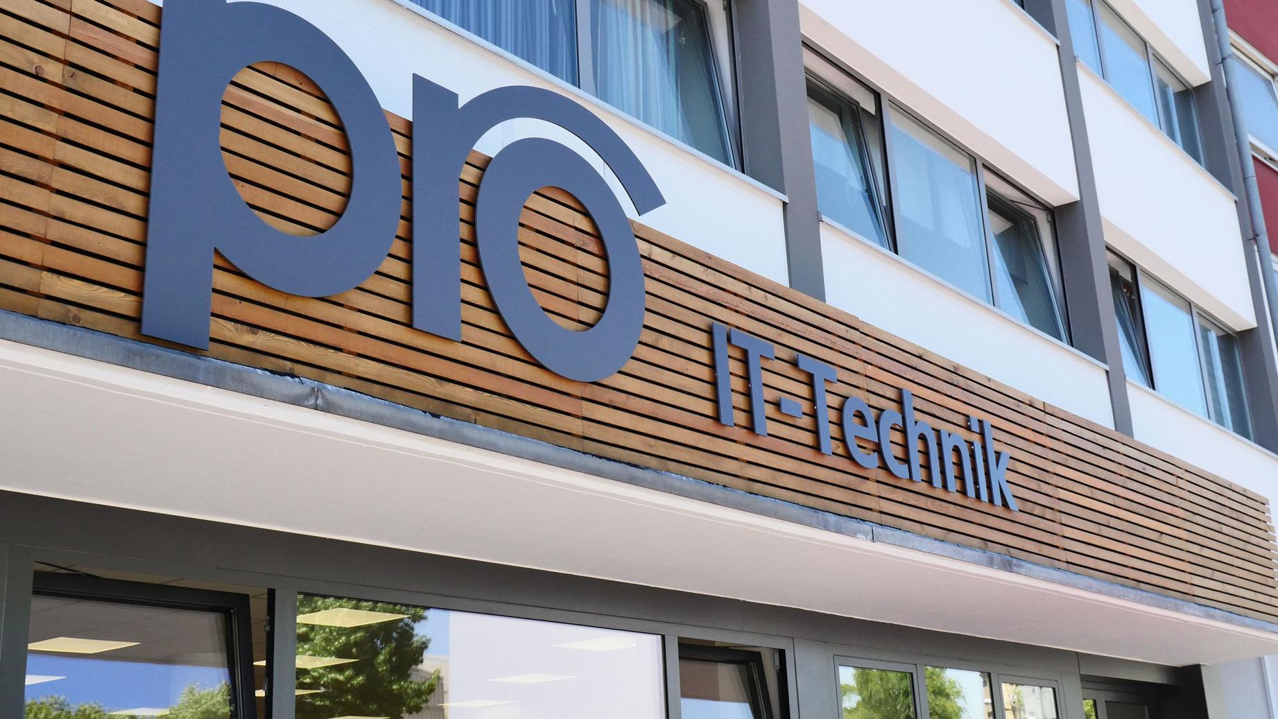 PRO IT-Technik GmbH